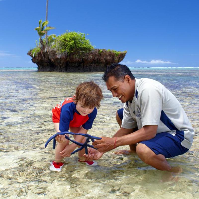 holiday jean michel cousteau resort fiji